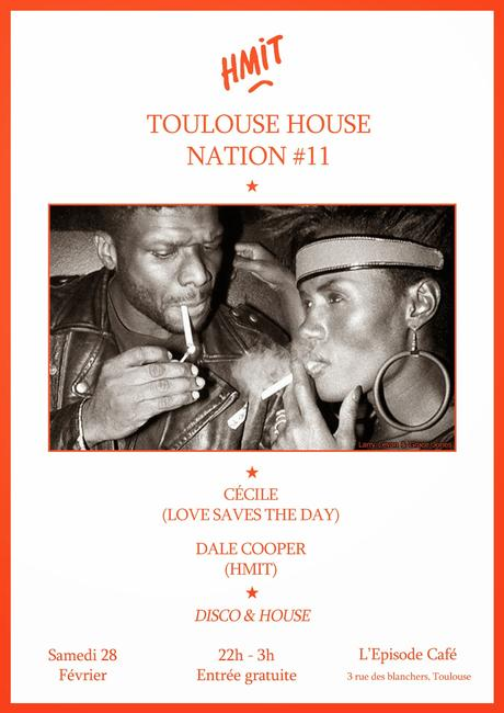 Toulouse House Nation # 11 - Cécile (Love Saves the Day)