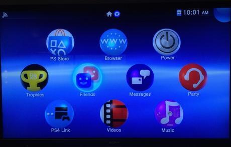 Ma chérie à moi, c'est la PS Vita!