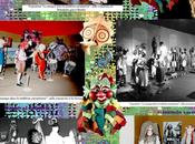 Mons 2015 l'exposition Monde l'Envers Carnavals Mascarades d'Europe Méditerranée