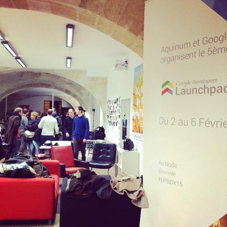 Google Developers Launchpad Bordeaux