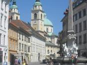 villes oubliées: N°1: Ljubljana (Slovénie)