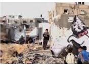 GAZA: bombes peinture plutôt destructrices Tsahal