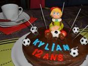 Figurine Pâte sucre pour gâteau d'anniversaire