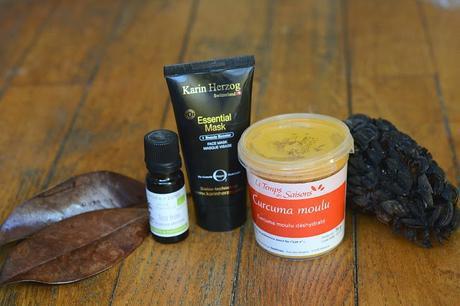Routine de soins du visage | Février 2015 (déshydratation, acné...)