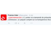 #Moscovici, saucisse Montbéliard l'andouille Bruxelles