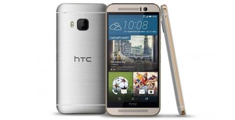 Inauguration officielle du HTC One (M9)