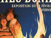 Matthieu Bonhomme Exposition Esteban