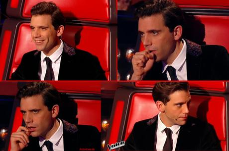 coiffure mika the voice