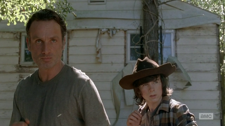 Les critiques // The Walking Dead : Saison 5. Episode 12. Remember.