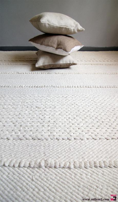 Une belle collection de tapis chez Benuta
