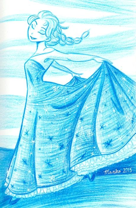 Lundi - Le Jour du Fanart: Let it go