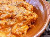 Poulet sénégalais beurre cacahuète