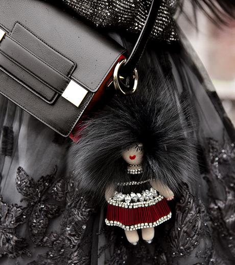 Haute Couture: Beautiful Doll