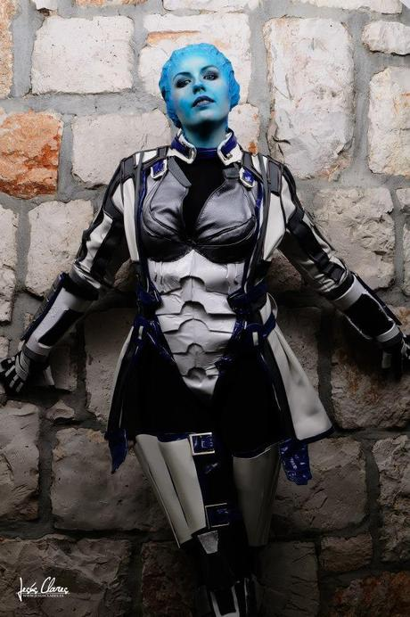58475 136037296565827 428990036 n Cosplay   Mass Effect   Liara #62  mass effect Cosplay