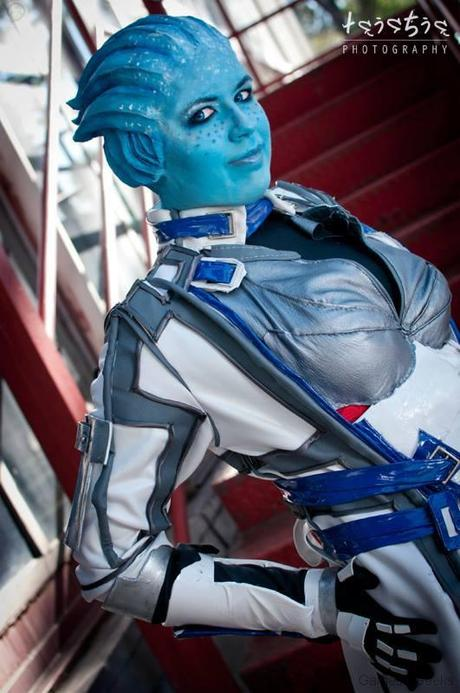 971375 192876430881913 1569224856 n Cosplay   Mass Effect   Liara #62  mass effect Cosplay