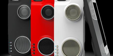 HIGH-TECH: Charger son téléphone en écoutant de la musique grâce à Peri-duo