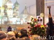 Russie Grand hommage Boris Nemtsov, l'opposant assassiné