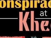 Conspiracy Kheo, Jean-Patrick Mallinger premier livre traduit Français vers l'Anglais publié Éditions Dédicaces