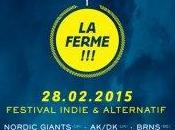Festival Ferme: Moaning Cities Ferme Biéreau- Louvain-la-Neuve, février 2015