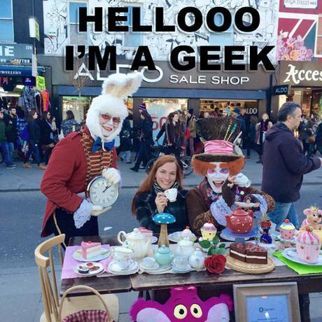 i'm a geek