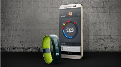 le Grip, le bracelet connecté HTC x Under Armour
