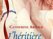 L'Héritière Disparue Catherine Archer