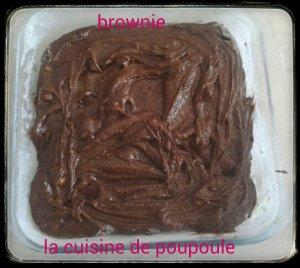 Brownie au thermomix