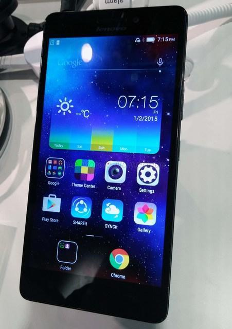MWC 2015 : Lenovo met du Dolby Atmos dans ses smartphones et ses tablettes