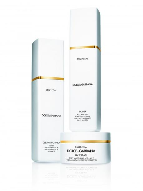 Dolce&Gabanna Skincare_Essential_creative pack shot 01_high res