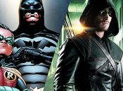 Arrow Damian Wayne, fils Batman méchant dans saison