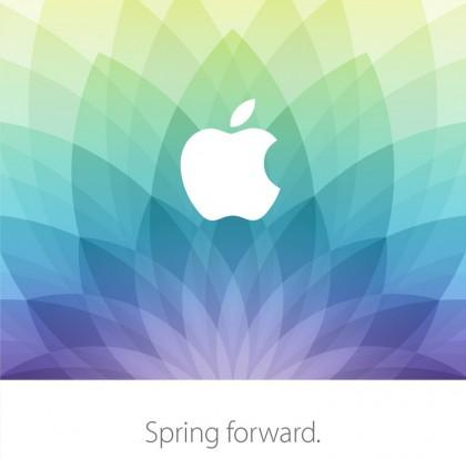 Apple Watch: Apple invite la presse le 9 mars