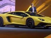 Lamborghini Aventador LP-750 retour bête