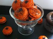 Macarons d'halloween...
