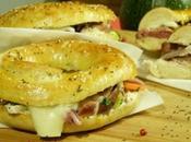 Miam BAGEL-FOOD Gourmand Chaud