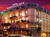 Afternoon L'Hôtel d'Angleterre, Genève