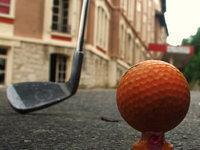 Et si on jouait au golf dans la rue?