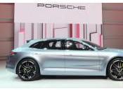 Porsche vise Tesla Model avec nouveau modèle