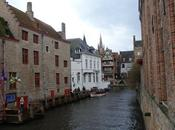 Bruges: N°5: balade long canaux
