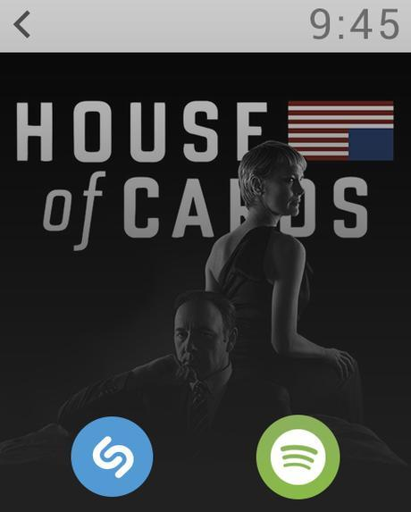 Apple Watch TV: objectif télévision!
