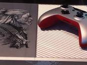 Xbox couleurs Witcher