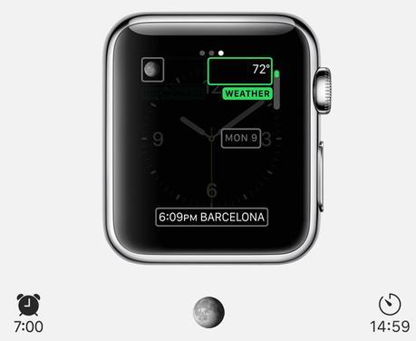 Apple Watch: autonomie de 18 heures