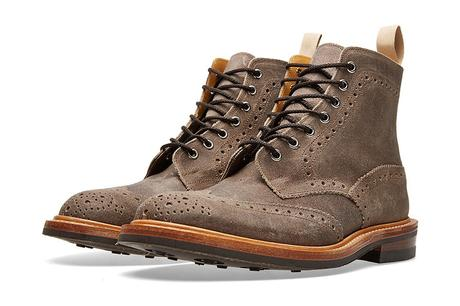 TRICKER'S FOR END. – S/S 2015 COLLECTION