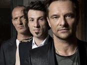 David Hallyday fonde groupe Mission Control rencontre avec l'artiste