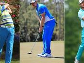 golfeurs fait couleur leur meilleure alliée