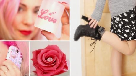 Get Ready With Me : Spécial Saint Valentin ♥︎ / DIY Coque de téléphone K...