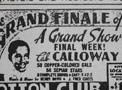 Week March 1937: grand finale Cotton Club