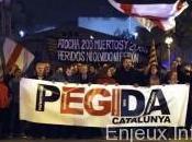 parti islamophobe Pegida fait premiers Espagne