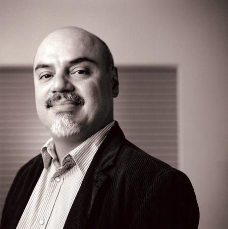 Héctor Tobar, l'homme à qui les 33 mineurs chiliens se sont confiés (photo DR Doug Knutson)