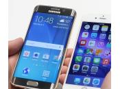iPhone Galaxy comparaison capteurs d'empreintes