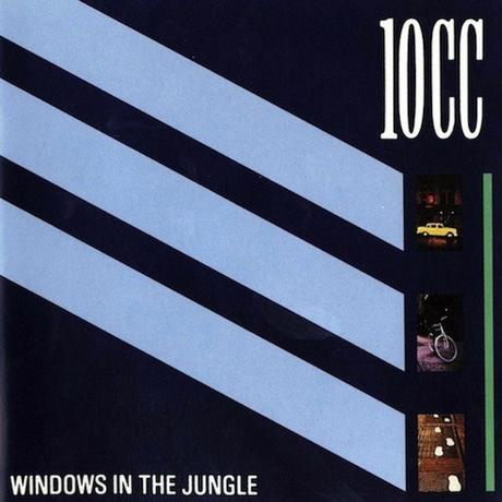 10cc #6-Windows In The Jungle-1983